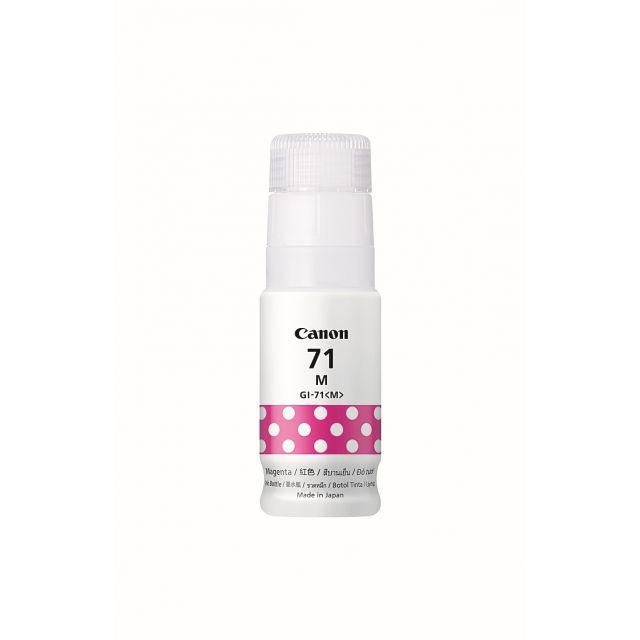 CANON Tinta Botol CANON GI71 (Magenta)