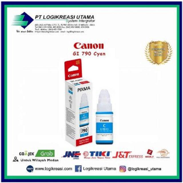 Canon ink bottles GI-790 - Cyan