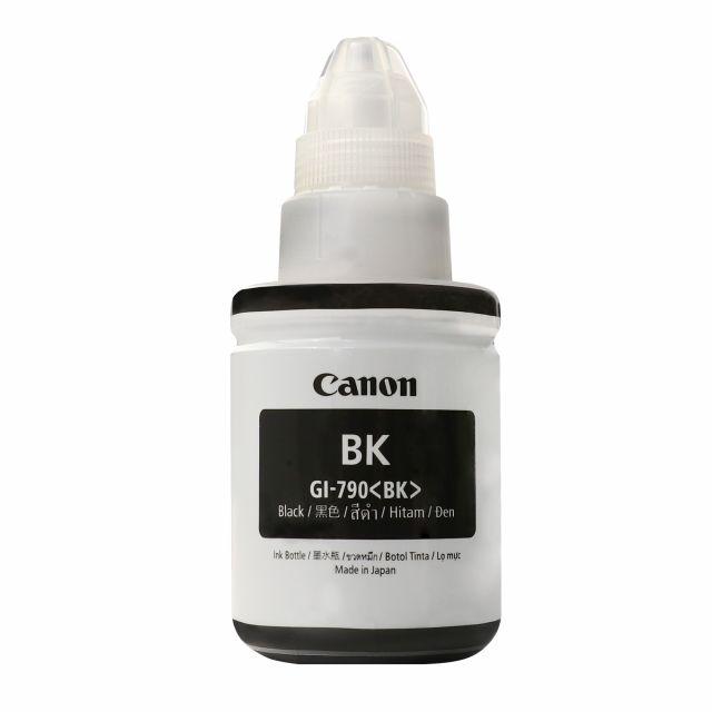 CANON INK BOTTLES GI-790 BLACK