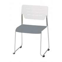 FIRM Strata Stacking Chair W 400