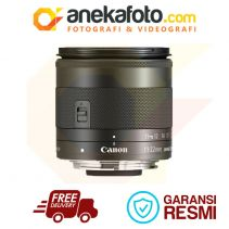 Canon Lensa EF M 11-22mm f4-5.6 IS STM