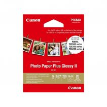 CANON Photo Paper PP-201 3.5x3.5 (20 sheets)