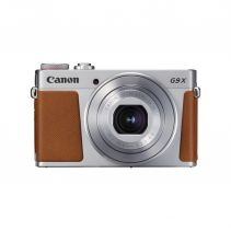 CANON POWERSHOT G9X Mark II Digital Camera - Silver