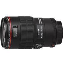 CANON Camera Lens EF 100mm F/2.8 L IS Macro USM