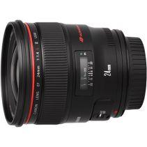 CANON Camera Lens EF 24mm F1.4L II USM