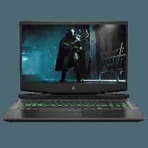 "HP Pavilion Gaming 15 ec1077AX 144Hz  Ryzen 5 4600 16GB 512ssd GTX1650 4GB Win 10 + OHS 15.6""FHD Blit"
