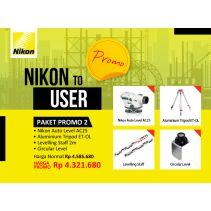 Nikon Autolevel package