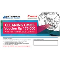 Service Package Voucher Cleaning Cmos Non Full Frame