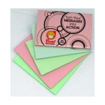 PRONTO Sticknote Pastel Pink - 50x75 - Pad