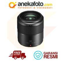 Panasonic Macro 30mm f/2.8 ASPH Lensa Kamera