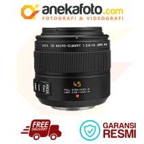 Panasonic Lensa Leica DG Macro Elmarit 45mm F/2.8 ASPH Mega O.I.S