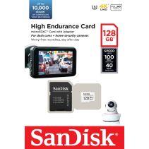 SanDisk MicroSD High Endurance 128GB