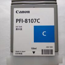 Canon Tinta PFI-8107 Cyan