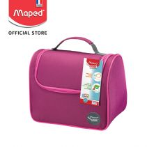 Maped Lunch Bag - Pink