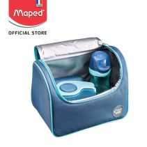 Maped Lunch Bag - Blue Green