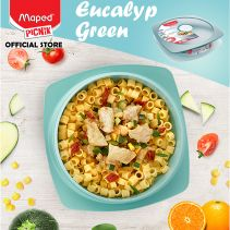 Maped Adult Lunch Plate 0.9 L - Eucalyp Green