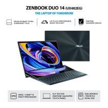 ASUS Zenbook Duo UX482EG-KA551IPS Ci5-1135G7 8GB 512GB SSD VGA MX450 W10 HOME + OPI