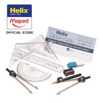 Maped Helix Oxford Maths Set Ori - Hang Pack