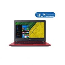 "[BUNDLING] ACER Aspire 3 A314-32-C4WL [14"", N4120, 4GB, 1TB, Win 10, Red] + Microsoft 365 Personal"
