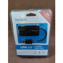 TARGUS USB HUB Port Targus 4 Port USB 3.0