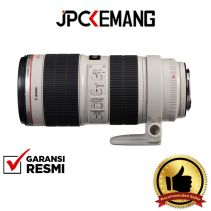 Canon EF 70-200mm f2.8L USM GARANSI RESMI