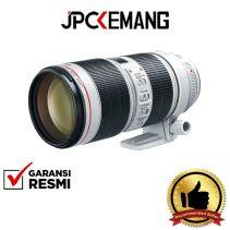 Canon EF 70-200mm f2.8 L III IS USM GARANSI RESMI