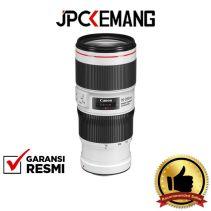 Canon EF 70-200mm f/4L IS II USM GARANSI RESMI