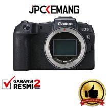 Canon EOS RP Body Only Mirrorless Digital Camera GARANSI RESMI