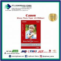 Canon Glossy Photo Paper A4 20Sheet