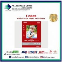 Canon Glossy Photo Paper A4 20Sheet (GP601A4)