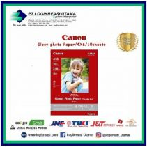 Canon Glossy photo Paper 4x6 10sheets