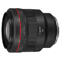 Canon Lens RF 85mm f/1.2 L USM for Mirrorless Camera