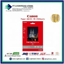 Canon Paper SG101 4R 20Sheets