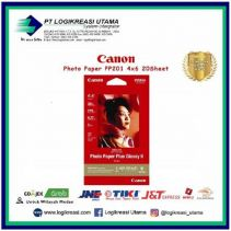 Canon Photo Paper PP201 4x6 20Sheet