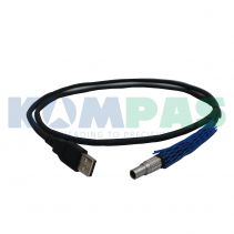 SinoGNSS USB Typle Data Cable from T300 to PC (7 pin)
