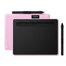 WACOM Intuos Small, Wireless - Pink