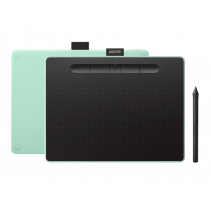 WACOM Intuos Medium, Wireless - Green