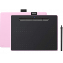 WACOM Intuos Medium, Wireless - Pink