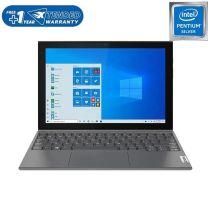 [FREE MOUSE] LENOVO IdeaPad Duet3i 82AT00C1ID - Graphite Grey [Intel Pentium Silver N5030 / 8GB / 256GB eMMC / UMA / 10.3inch / WUXGA Touchscreen / Win10 / OHS]