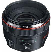 CANON Camera Lens EF 50mm F1.2 L USM