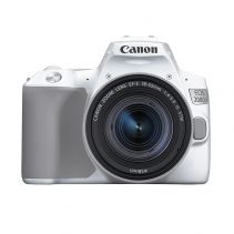 CANON EOS 200D II With Lens 18-55mm IS STM - White