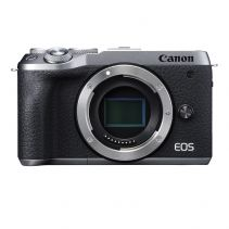 CANON EOS M6 Mark II Body Only - Silver