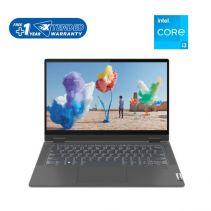LENOVO FLEX 5 I3-14ITL05 - Graphite Grey [Intel Core i3-1115G4 / 8GB / SSD 512GB / 14inch / FHD / Win10 / OHS]