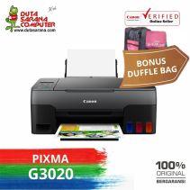 CANON PRINTER PIXMA G3020 Print Scan Copy Wifi Inkjet