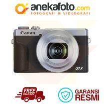 Canon Powershot G7X Mark III - SILVER