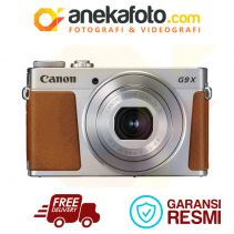 Canon Power Shot G9X Mark II - SILVER