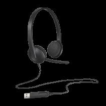LOGITECH USB Headset H340 981-000477