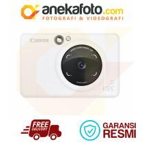 Canon INSPIC (S) ZV-123A - PEARL WHITE