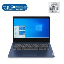 LENOVO IP SLIM 3-14IIL05 Notebook - Abyss Blue [Intel Core i5-1035G1 / 8G(4GBx2) / SSD 512GB / 14inch / Win10 / OHS]