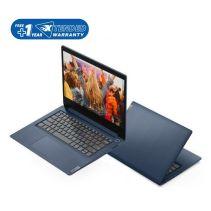 LENOVO IdeaPad 3 14IGL05 - 81WH0046ID - Abyss Blue [Intel Celeron N4020 / 4G / SSD 256GB / 14inch / Win10 / OHS]